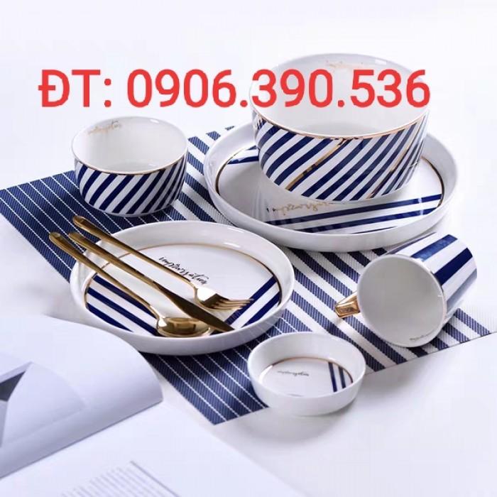 Tấm lót bàn ăn phong cách châu âu6