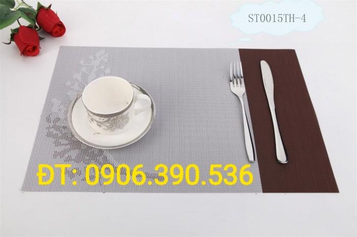 Tấm lót bàn ăn phong cách châu âu7
