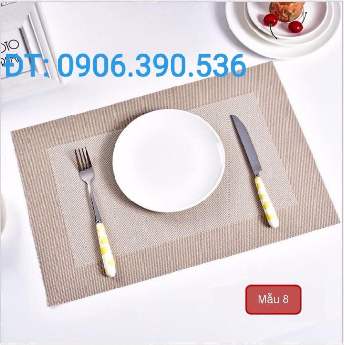 Tấm lót bàn ăn phong cách châu âu10