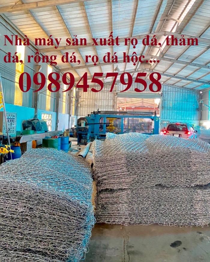 Nơi sản xuất Rọ đá mạ kẽm và Rọ đá bọc nhựa tốt nhất Hà Nội7