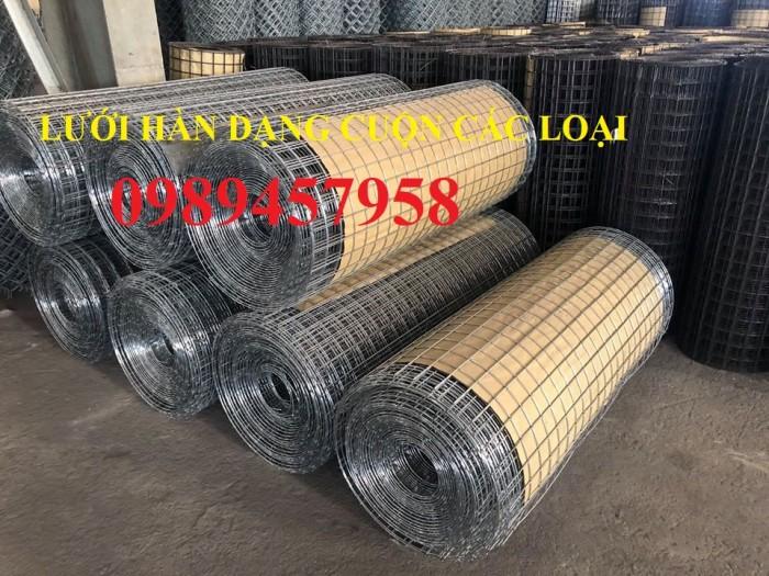 Lưới thép làm chuồng cọp, Lưới thép làm giàn lan phi 4 ô 50x50 và 50x1002