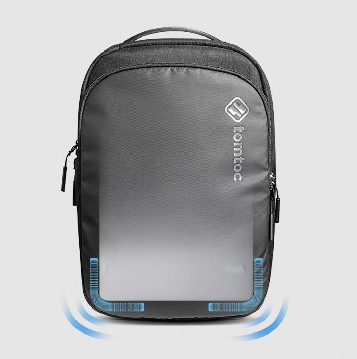 Balo Tomtoc (USA) Premium Lightweight Business Corner Armor Dành Cho Macbook5