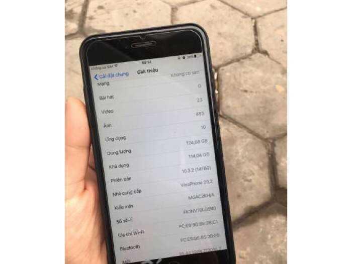 Cần ra đi em iPhone6pul 128gb2