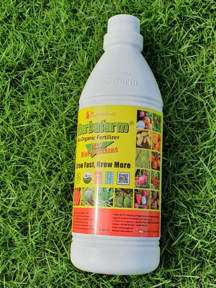 Phân bón hữu cơ Herbafarm4