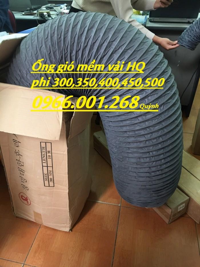 Phân phối ống gió mềm vải chịu nhiệt Tarpaulin, Fiber, Simili phi 100, phi 1255