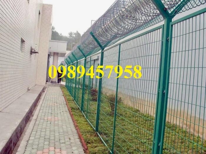 Lưới hàng rào nhà kho, Lưới ngăn kho, Lưới bảo vệ máy móc7