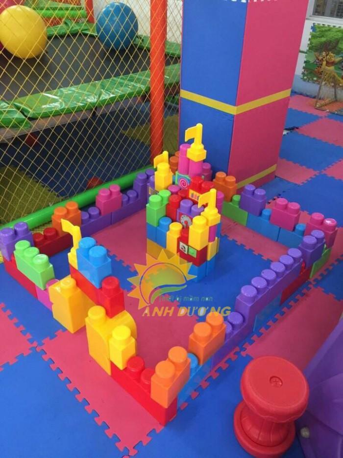 Đồ chơi lắp ghép gồm nhiều chi tiết lớn cho bé mầm non4