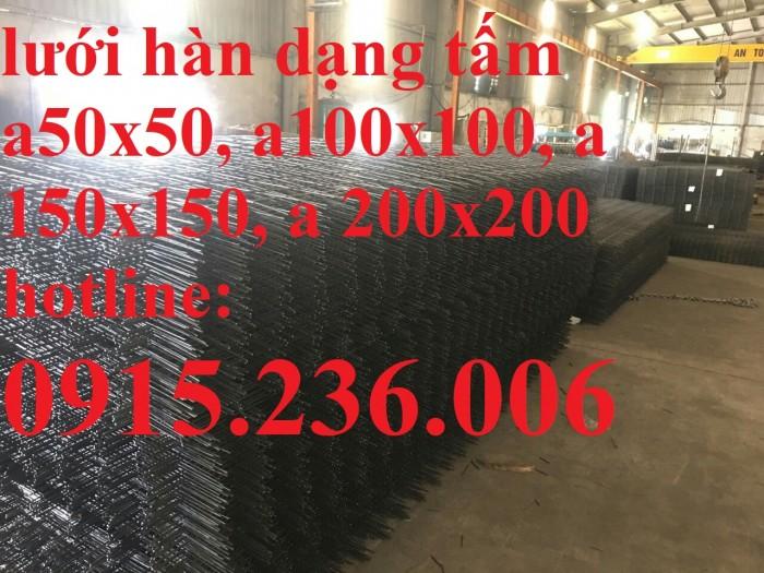 Nơi mua lưới thép hàn D4 a100x100, a150x150, a200x200 giá tốt2