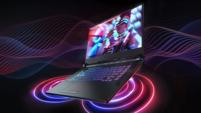 Laptop Asus Rog Strix G531GT-AL007T/ i5 9300H/ 8G - 16G/ SSD512/ Vga GTX16502