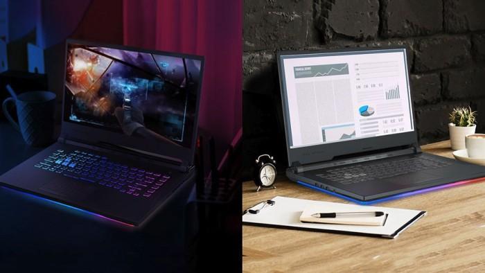 Laptop Asus Rog Strix G531GT-AL007T/ i5 9300H/ 8G - 16G/ SSD512/ Vga GTX16503