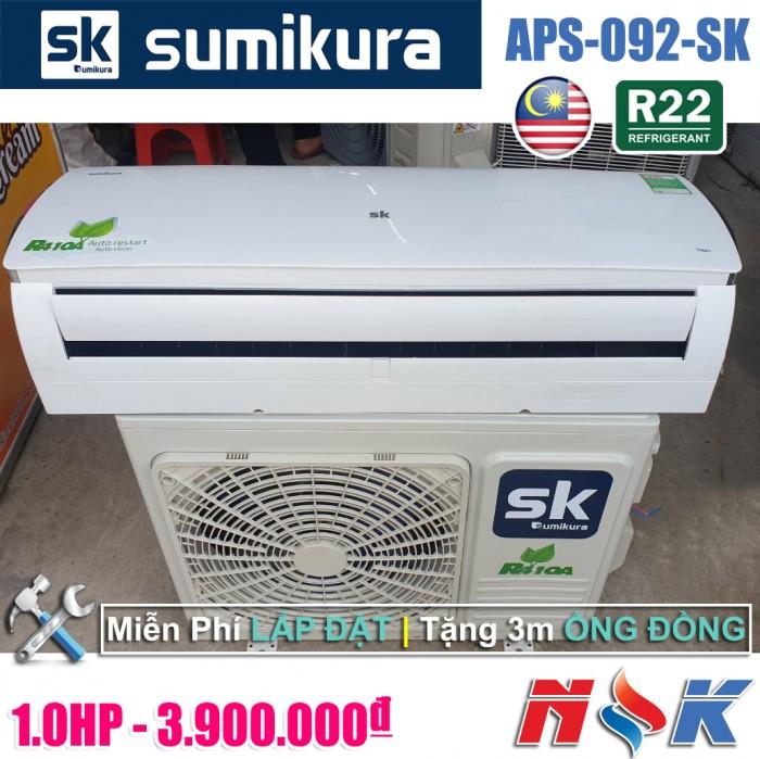Máy lạnh Sumikura APS-092-SK 1HP0