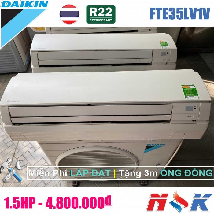 Máy lạnh Daikin FTE35LV1V 1.5HP0