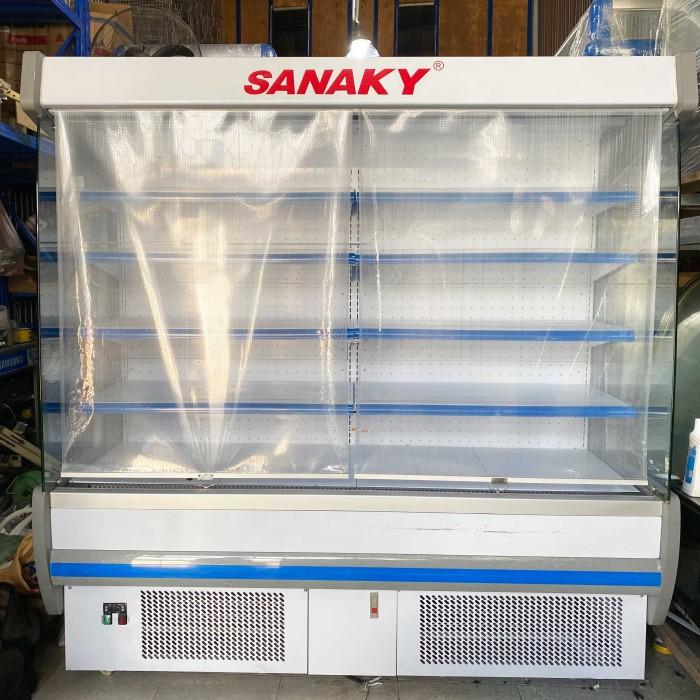 Tủ mát siêu thị không cánh Sanaky VH-20HP0