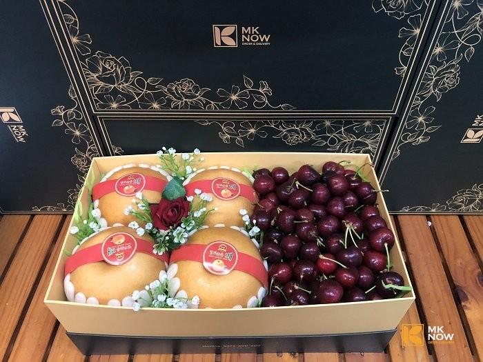 Hộp quà trái cây - FSNK29  - Ảnh: 10