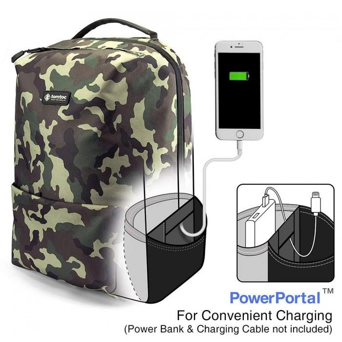 Balo Chống Trộm Tomtoc (USA) Lightwweight Camping Laptop15 Camo (A72-E01X01)