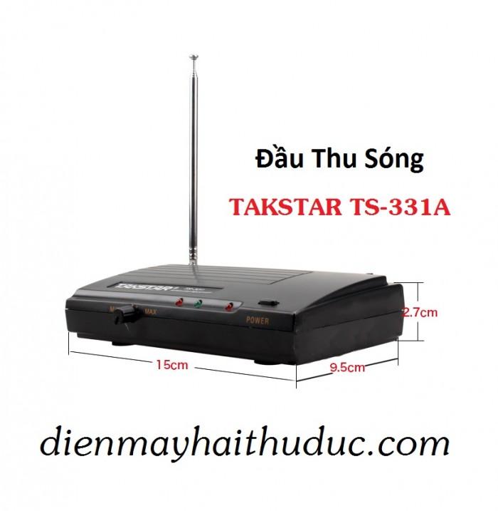 Micro Không dây TAKSTAR TS-331A Hệ thống không dây VHF
