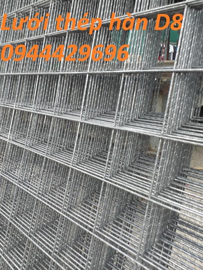 Lưới Thép Hàn D8 A 200 giao hàng nhanh.10