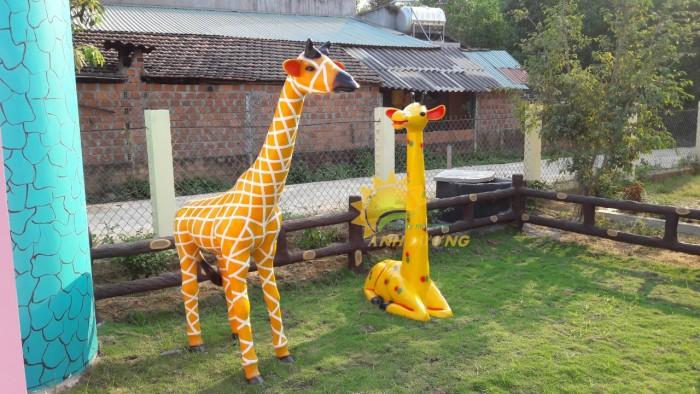 Cung cấp tượng vườn cổ tích trẻ em cho trường mầm non, khu vui chơi, sân chơi8