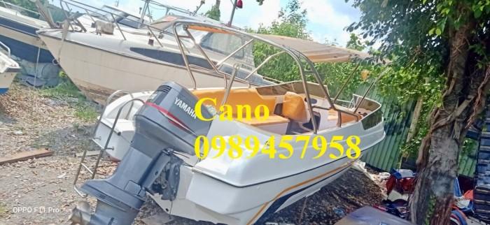Cano cứu hộ, Cano cứu nạn, cano chở 6-8 người , Cano cũ đã qua sử dụng3