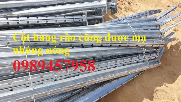 Hàng rào mạ kẽm nhúng nóng phi 5, phi 6 ô 50x50, 50x100, 50x150, 50x200, 75x2007