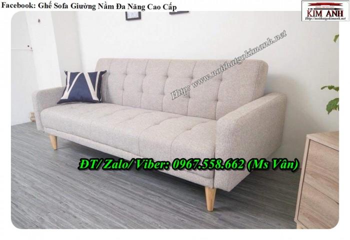 Ghế sofa giường gấp2