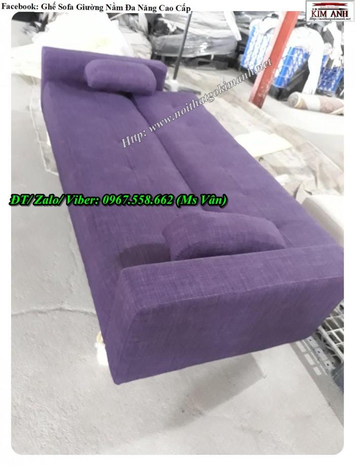 sofa bật làm giường thông minh Gò Vấp 5