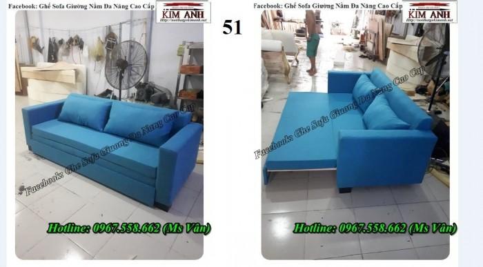 Ghế sofa giường kéo 7
