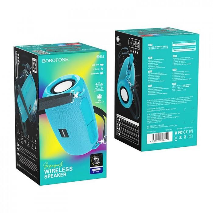Loa bluetooth Borofone BR4 chính hãng hỗ trợ usb thẻ nhớ nhỏ gọn2
