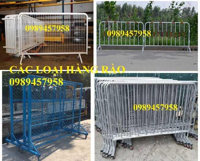 Khung hàng rào, Hàng rào ngăn kho, Hàng rào khung 1,5m x 2m, 1,2mx2m, 1,8mx2,5m1