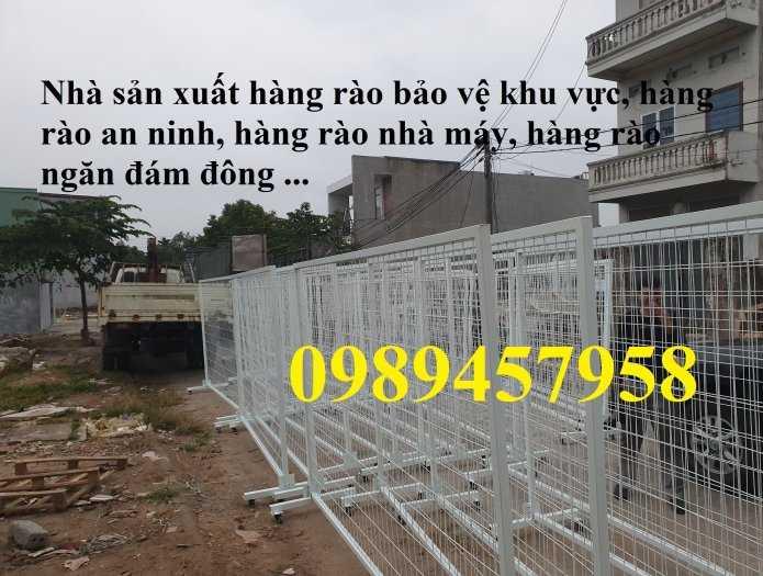 Khung hàng rào, Hàng rào ngăn kho, Hàng rào khung 1,5m x 2m, 1,2mx2m, 1,8mx2,5m0