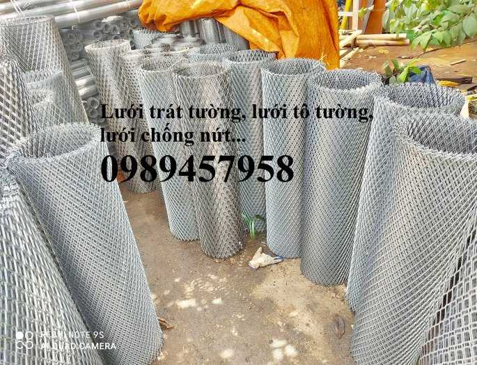 Lưới tô tường, Lưới trát tường, lưới chống nứt tường, Lưới chống thấm, Lưới trám1