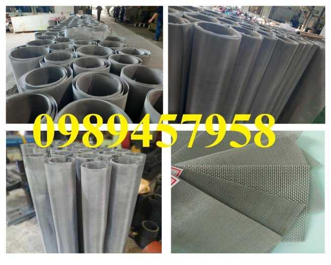 Lưới Inox đan ô 3x3, 5x5, 10x10, 12x12, 20x20, 30x30, 50x50 INOX 304, Inox 201, Inox 3163