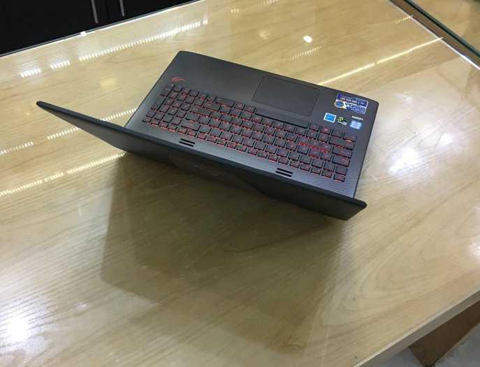 Laptop Asus Rog GL552VX, i7 6700HQ 16G SSD128+1000G Vga rời GTX950M 4G Full HD Full Box Giá rẻ2
