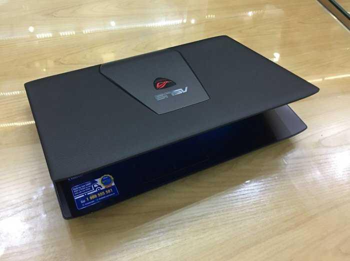 Laptop Asus Rog GL552VX, i7 6700HQ 16G SSD128+1000G Vga rời GTX950M 4G Full HD Full Box Giá rẻ5