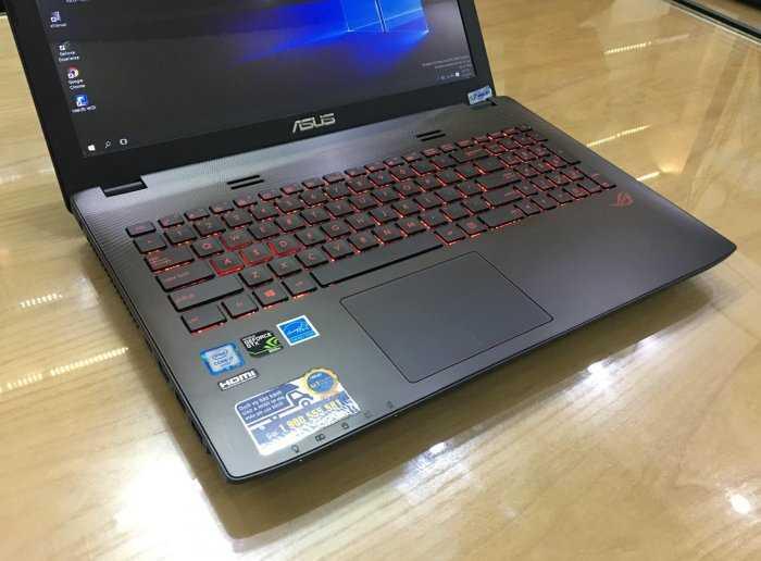 Laptop Asus Rog GL552VX, i7 6700HQ 16G SSD128+1000G Vga rời GTX950M 4G Full HD Full Box Giá rẻ4