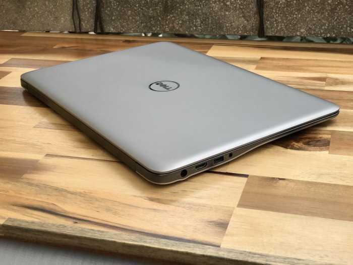 Laptop Dell Inspiron 7548 , i5 5200U 8G Vga rời 4G Đèn phím Đẹp zin 100% Giá rẻ1