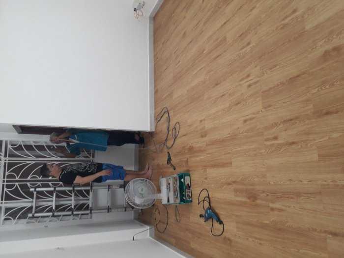 Sàn nhựa cao cấp Thụy Điển IDÉ Flooring -Mã HP-8041