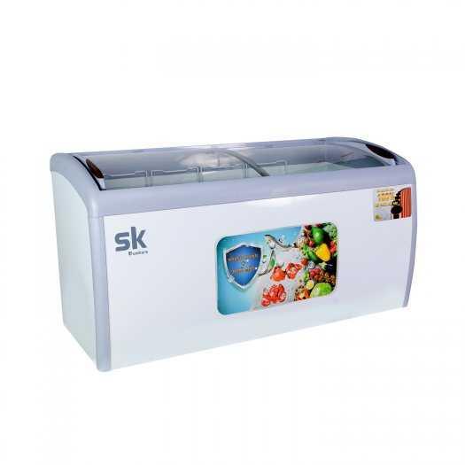 Tủ đông Sumikura SKF-400SI Inverter 400L  kính lùa