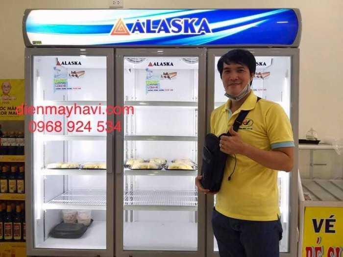 Tủ đông Inverter Sumikura 650 lít - Sumikura SKF-650SI tiết kiệm điện 4.2kwh/h21