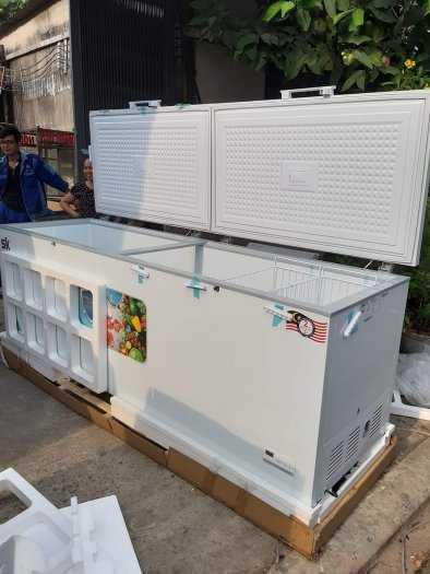Tủ đông Inverter Sumikura 650 lít - Sumikura SKF-650SI tiết kiệm điện 4.2kwh/h5