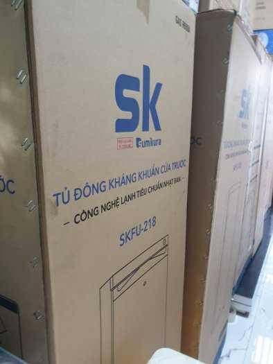 Tủ đông Inverter Sumikura 650 lít - Sumikura SKF-650SI tiết kiệm điện 4.2kwh/h10