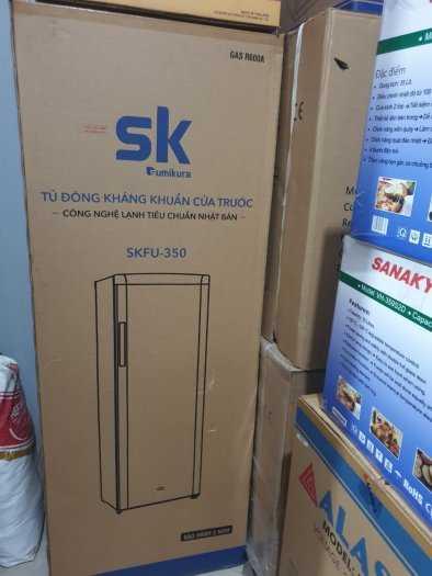 Tủ đông Inverter Sumikura 650 lít - Sumikura SKF-650SI tiết kiệm điện 4.2kwh/h11