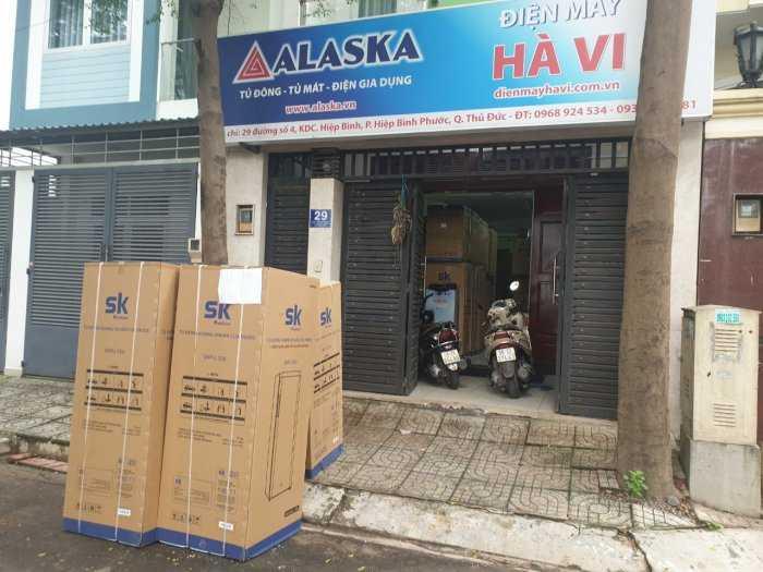 Tủ đông Inverter Sumikura 650 lít - Sumikura SKF-650SI tiết kiệm điện 4.2kwh/h18
