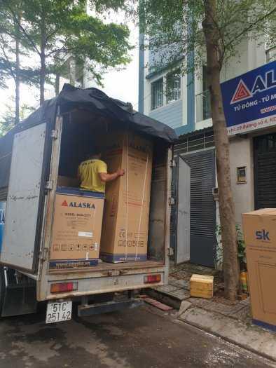 Tủ đông Inverter Sumikura 650 lít - Sumikura SKF-650SI tiết kiệm điện 4.2kwh/h16