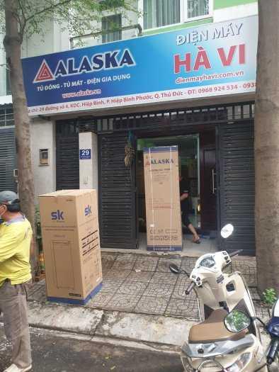 Tủ đông Inverter Sumikura 650 lít - Sumikura SKF-650SI tiết kiệm điện 4.2kwh/h17