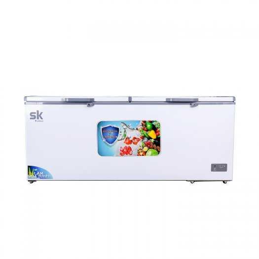 Tủ đông Inverter Sumikura 650 lít - Sumikura SKF-650SI tiết kiệm điện 4.2kwh/h1
