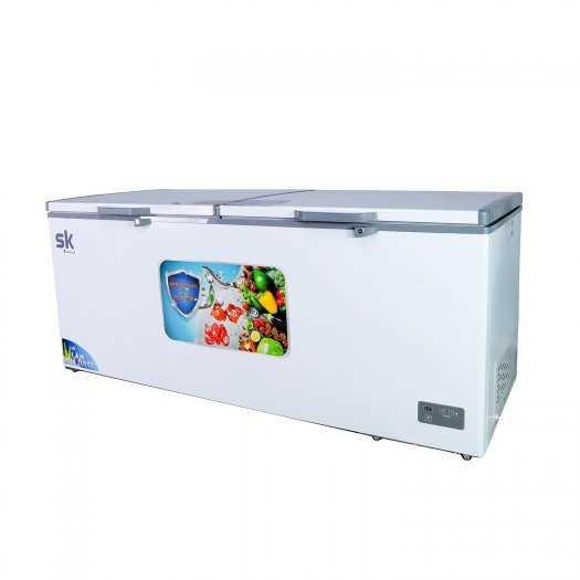 Tủ đông Inverter Sumikura 650 lít - Sumikura SKF-650SI tiết kiệm điện 4.2kwh/h0