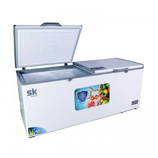 Tủ đông Inverter Sumikura 650 lít - Sumikura SKF-650SI tiết kiệm điện 4.2kwh/h3