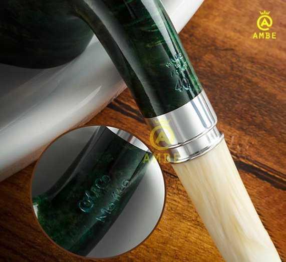 Tẩu gỗ thạch nam hàng chuẩn Pháp Mojoto Chacom No404