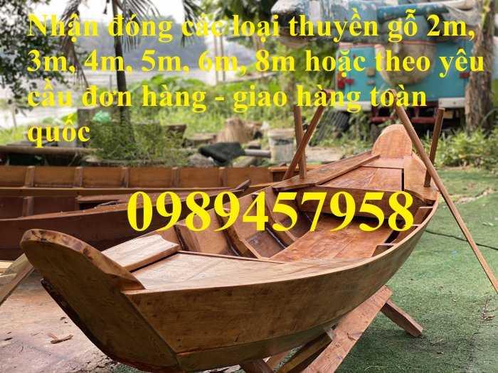 Thuyền gỗ trang trí nhà hàng, Thuyền gỗ bày hải sản, Thuyền chụp ảnh11